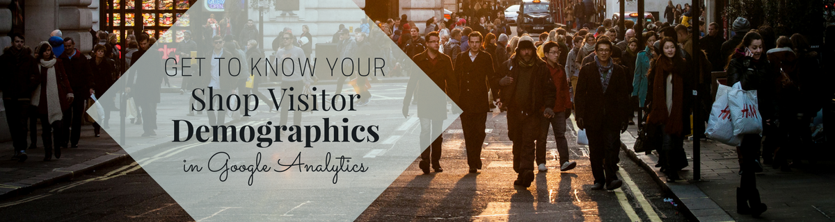 Using Demographics to understand your Etsy audience